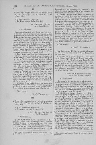 Tome 59 : Du 19 février au 8 mars 1793 - page 608