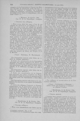 Tome 59 : Du 19 février au 8 mars 1793 - page 632