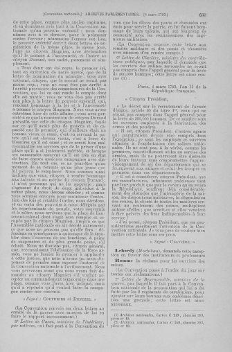 Tome 59 : Du 19 février au 8 mars 1793 - page 633