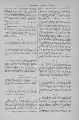 Tome 59 : Du 19 février au 8 mars 1793 - page 647