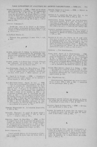 Tome 59 : Du 19 février au 8 mars 1793 - page 771