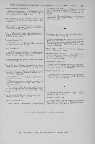 Tome 59 : Du 19 février au 8 mars 1793 - page 793