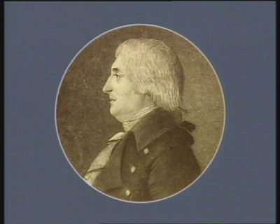 [Portrait de Barthélémy - ou de Cambon ?] [estampe]