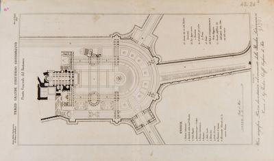 Progetto (pianta ed alzati) di Theodore Schoeffl