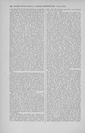 Tome 45 : Du 9 au 30 juin 1792 - page 138
