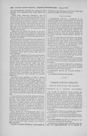 Tome 45 : Du 9 au 30 juin 1792 - page 362