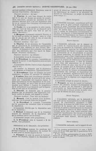 Tome 45 : Du 9 au 30 juin 1792 - page 420
