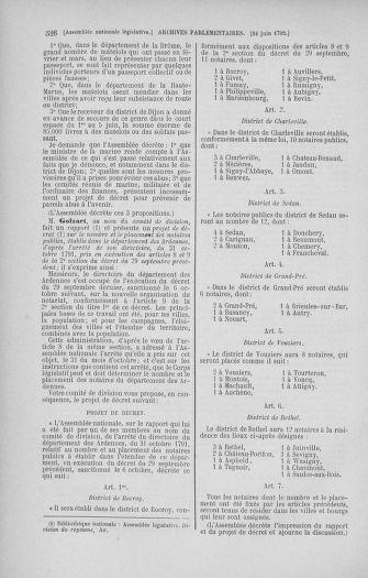 Tome 45 : Du 9 au 30 juin 1792 - page 526
