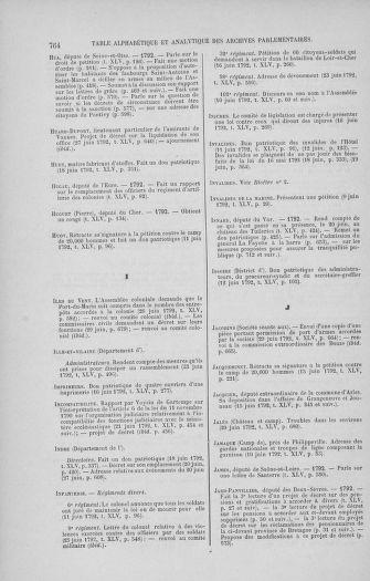 Tome 45 : Du 9 au 30 juin 1792 - page 764