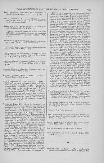 Tome 45 : Du 9 au 30 juin 1792 - page 765