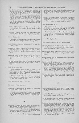 Tome 45 : Du 9 au 30 juin 1792 - page 776