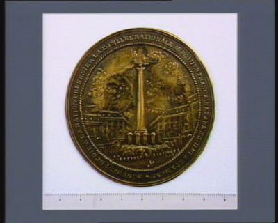 MONUMENT DEDIE A LA NATION PRESENTE A LASSEMBLEE NATIONALE AU ROI DES FRANCAIS ET AUX 83 DEPARTEMENTS