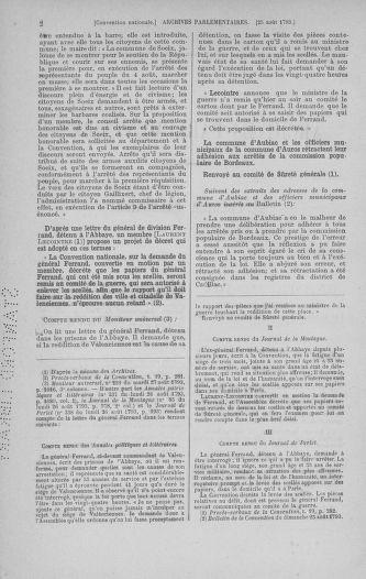 Tome 73 : Du 25 août au 11 septembre 1793 - page 2