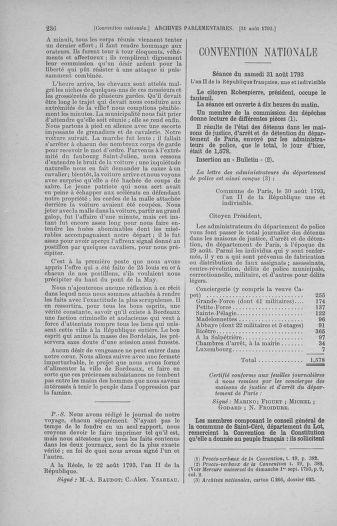 Tome 73 : Du 25 août au 11 septembre 1793 - page 236