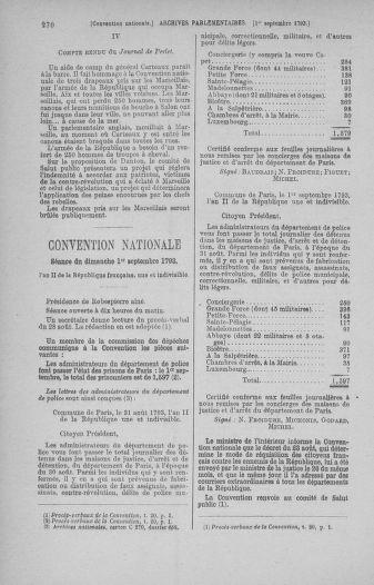 Tome 73 : Du 25 août au 11 septembre 1793 - page 270