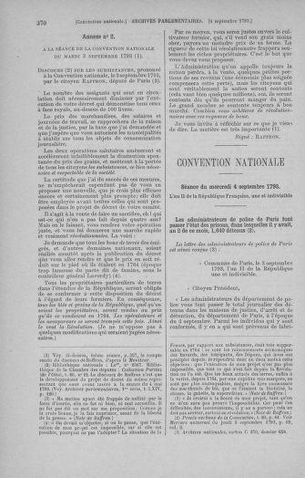 Tome 73 : Du 25 août au 11 septembre 1793 - page 370