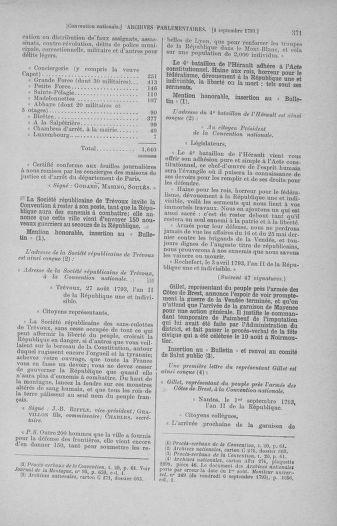 Tome 73 : Du 25 août au 11 septembre 1793 - page 371
