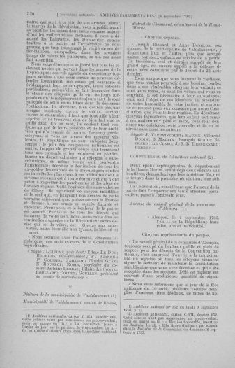 Tome 73 : Du 25 août au 11 septembre 1793 - page 550