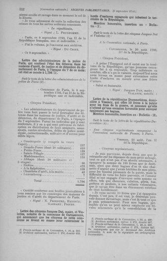 Tome 73 : Du 25 août au 11 septembre 1793 - page 552