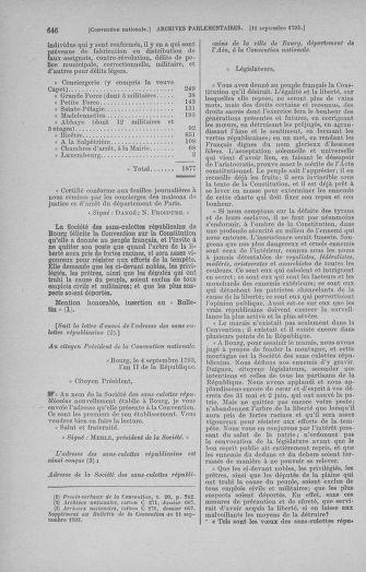 Tome 73 : Du 25 août au 11 septembre 1793 - page 646