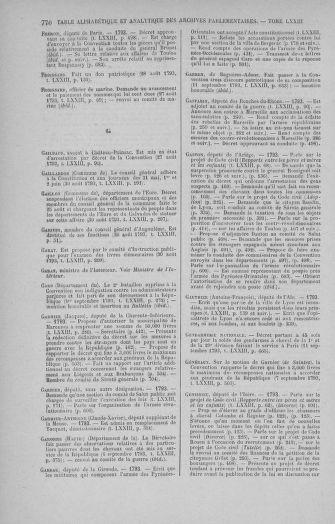 Tome 73 : Du 25 août au 11 septembre 1793 - page 770