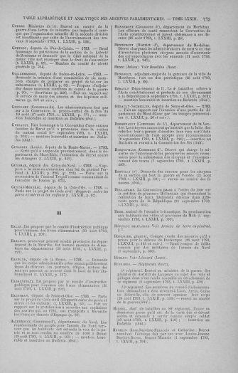 Tome 73 : Du 25 août au 11 septembre 1793 - page 773