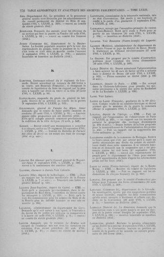 Tome 73 : Du 25 août au 11 septembre 1793 - page 776