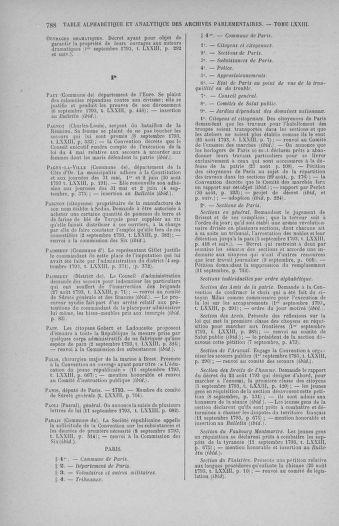 Tome 73 : Du 25 août au 11 septembre 1793 - page 788