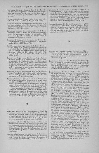 Tome 73 : Du 25 août au 11 septembre 1793 - page 793