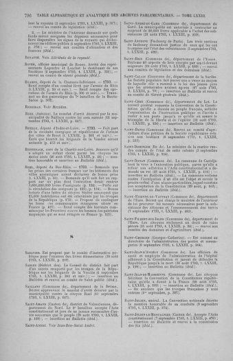 Tome 73 : Du 25 août au 11 septembre 1793 - page 796