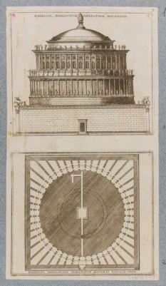Hadriani, Romanorum Imperatoris, Mausoleum