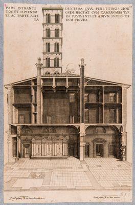 Chiesa di Santa Maria Maggiore. Sacrestia