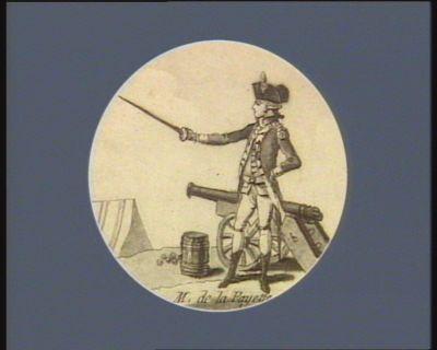 M. <em>de</em> La Fayette [estampe]