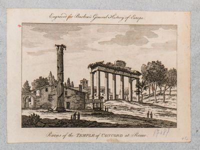 Tempio di Saturno e Colonna di Foca