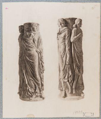 Colonna rinvenuta nella Regio VII