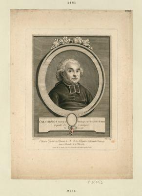 L' Ab. Cornus, docteur en théologie, curé de la ville de Muret deputé de Cominges, né en 1748 : [estampe]
