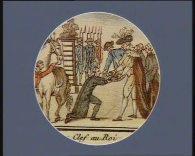 Clef au Roi [estampe]