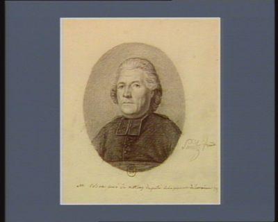 M. Colson curé de Nitting deputé de la province de Lorraine : [dessin]