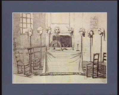 Comité privé de MM. les procureurs au <em>P</em>. de Paris adresse du 30 janvier 1790 [estampe]