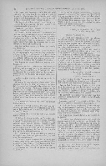 Tome 58 : Du 29 janvier au 18 février 1793 - page 28