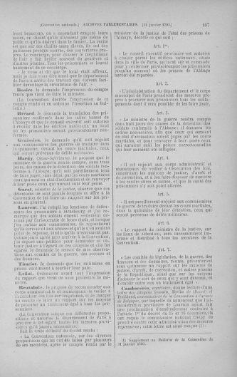 Tome 58 : Du 29 janvier au 18 février 1793 - page 107