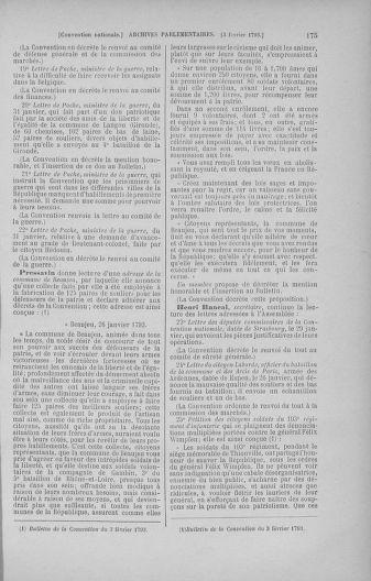 Tome 58 : Du 29 janvier au 18 février 1793 - page 175
