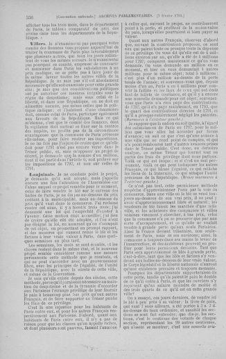 Tome 58 : Du 29 janvier au 18 février 1793 - page 356
