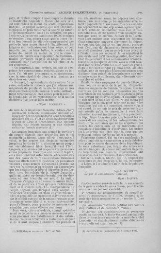 Tome 58 : Du 29 janvier au 18 février 1793 - page 373