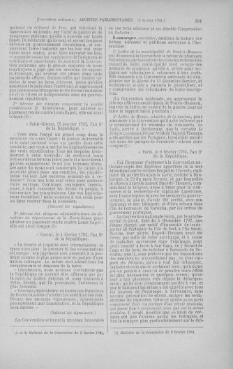 Tome 58 : Du 29 janvier au 18 février 1793 - page 391