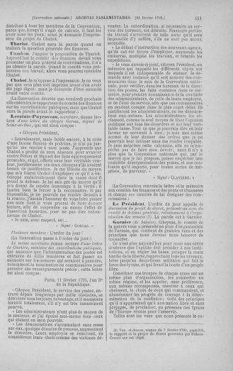 Tome 58 : Du 29 janvier au 18 février 1793 - page 451