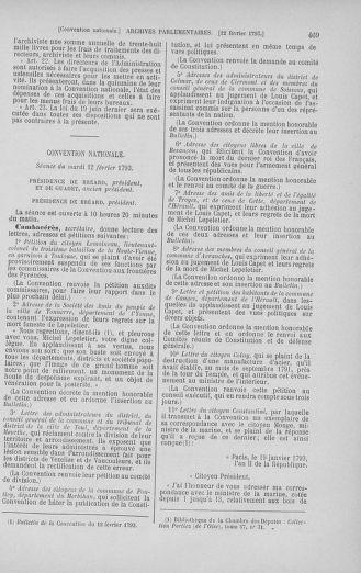 Tome 58 : Du 29 janvier au 18 février 1793 - page 469