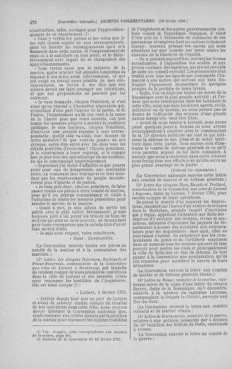 Tome 58 : Du 29 janvier au 18 février 1793 - page 470