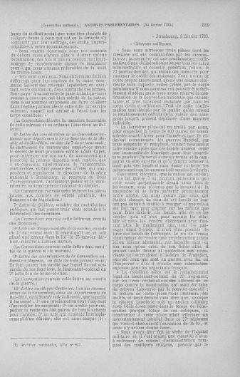 Tome 58 : Du 29 janvier au 18 février 1793 - page 519