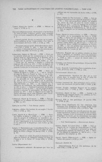 Tome 58 : Du 29 janvier au 18 février 1793 - page 752